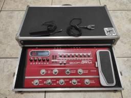 Pedaleira Zoom B9.1ut Com Case