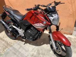 Vendo moto fazer 250 - 2012
