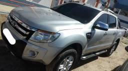 Ranger XLT 2014 COMPLETA com GNV 5° geração - 2014