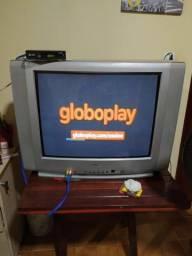 Tv Tubo 30 polegadas C/ Conversor Digital
