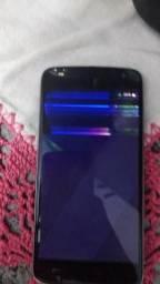 Moto z2 play zero unico detalhe a tela que queimou