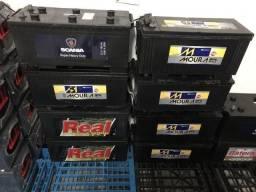 Bateria para caminhão R$ 200,00 Whats *