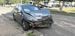 Honda City EX Batido - 2010