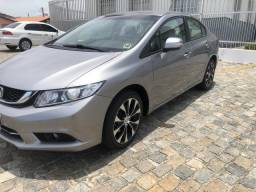 Honda Civic LXR 2015 Impecável Único Dono ! - 2015