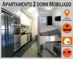 MS5&1 Apartamento mobiliado em residencial c/piscina em Area nobre dos Ingleses