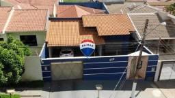 Casa no Jardim Estoril, área de lazer, 3 quartos, piscina, 240 m² de construção