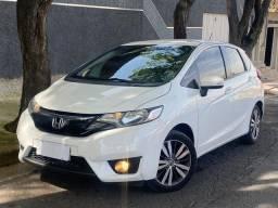 Honda Fit Ex 1.5 Flexone 16V 5P Aut 2016 Branco