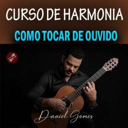 Curso de Harmonia Como tocar de Ouvido
