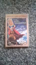 DVD - Os Dez Mandamentos - Original