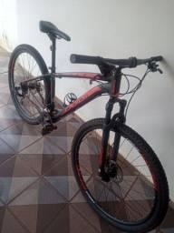 Bicicleta  29 Oggi 17 kit Shimano 21 machas