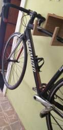 Bike speed Specialized preto fosco