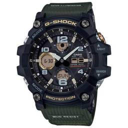 Relógio Casio G Shock Mudmaster Gsg-100 1a3dr