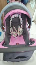 Kit Carrinho de bebê e bebe conforto!