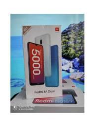 Redmi 8A 64 GB da  Xiaomi ® B*A*R*A*T*O .. Novo lacrado com garantia e entrega hj