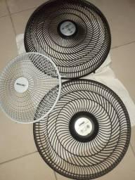 Grades de ventilador
