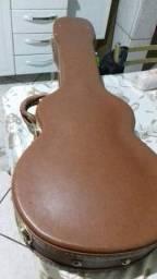 Guitarra SX e Pedaleira Zoom g5