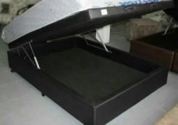 Título do anúncio: Cama Box Box Baú Casal Direto da Fábrica*%
