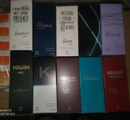 Desodorantes Natura( Várias Fragrâncias)