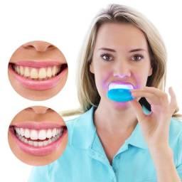 Seus dentes visivelmente mais Brancos em apenas 5 dias FRETE GRÁTIS