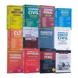 Coleção de livros de Direito
