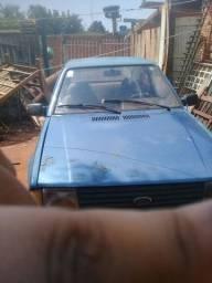 Promoçao carro scorte azul