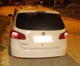 Volkswagen Spacefox 1.6 Trend GII com GNV 2012, aceito cartório