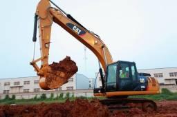 Escavadeira 320D2 GC