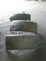3 para lamas de trator