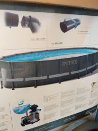 Piscina Intex 20.000 mil litros