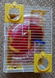 Gaiola Pequena para Hamster Chinês