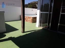 Cobertura com 2 dormitórios à venda, 140 m² por R$ 460.000,00 - Icaraí - Niterói/RJ