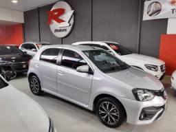 ETIOS 2018/2019 1.5 PLATINUM 16V FLEX 4P AUTOMÁTICO
