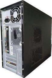 Título do anúncio: Computador Básico Intel Core Duo E7500 2.93GZ, memória 4GB, HD 500GB
