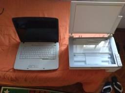 Ótimo computador e impressora