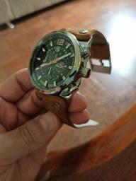 Relógio BENYAR (Todo Funcional) Marrom
