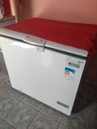 Vendo freezer horizontal Consul uma tampa NOVO