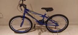 Título do anúncio: Bicicleta infantil aro 24