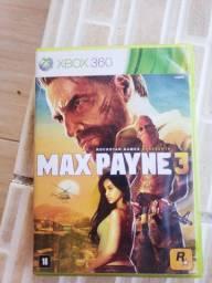 Max payne 3 original xbox 360