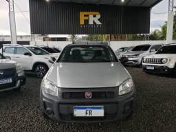 Título do anúncio: Fiat Strada WORK CS 1. 4