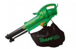 Soprador e coletor trapp 3000w
