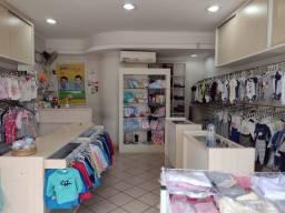 Vende-se instalações de loja infantil