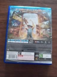 Jogos PS4 Lego Batman 3 e Jurassic World