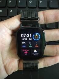 Título do anúncio: Smartwatch Amazfit GTS2e com 2 Pulseiras
