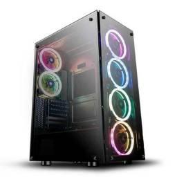 PC Gamer RGB Intel com 32gb e Geforce GTX 1660 Super GDDR6