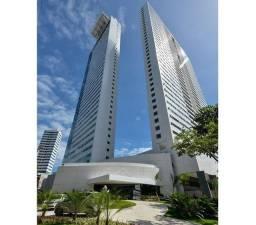 Título do anúncio: Apartamento com 2 quartos para alugar, 53 m² por R$ 3.700/mês com taxas- Boa Viagem - Reci
