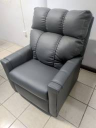 Poltrona reclinável poltrona reclinável poltrona reclinável