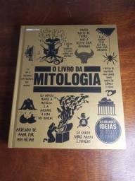 Título do anúncio: Livro Mitologia (Novo)