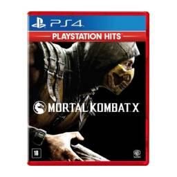 Mortal Kombat X - PS4 Novo