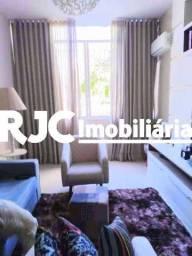 Apartamento à venda com 3 dormitórios em Tijuca, Rio de janeiro cod:MBAP32638