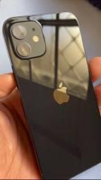 Título do anúncio: iPhone 12 preto 64GB